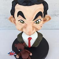 Mr. Bean Caricature