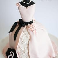 Pink Chic Dress by Delicia Designs