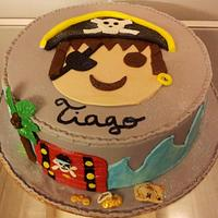 Playmobil pirate by Angelica