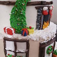 Caker buddies Children's Storybook Collaboration- How the Grinch stole Christmas! by Santis
