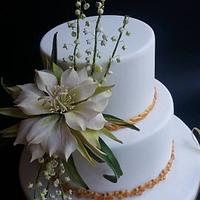 My cactus flower Wedding