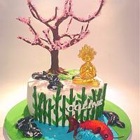 Zen cake