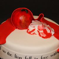 Twilight Cake by Lea17