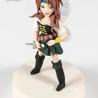 Fairy Sugar Pirate