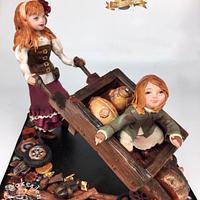 Tinkers - Magical Dragon Machine