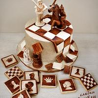 "Cookies ""Chess"""