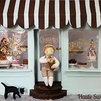 Handy Pandy ( Sweet Fairy Tales Cake Collaboration)