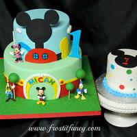 Mickey's Playhouse