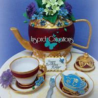 A Right Royal Teaparty