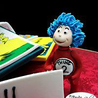 Dr Seuss Mitzvah by TrulyCustom