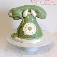 I just called...to say...Happy Birthday! by Beth Mottershead