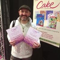 Paul of Happy Occasions Cakes.