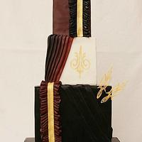 David August Designer Inspired Cake