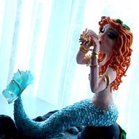 Merissa ~ daughter of the sea