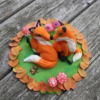 Sweet Autumn Collaboration by Taartmama
