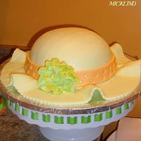 A HAT CAKE