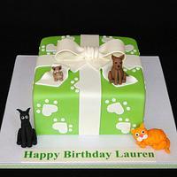 Animal Gift Box