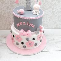Sweet one birthday cakes