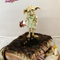 Dobby and book of monsters