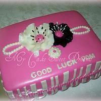 Fashion Diva Cake