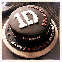 One Direction Cake - 1D