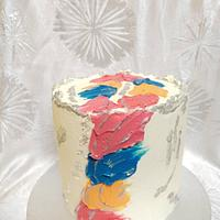 FRIENDSHIP CAKE  by Cups'& Cakery Design