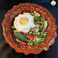 Sopa Campera Food Cake Challenge
