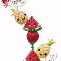 Frutas amorosas