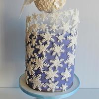 Snowflake Birthday