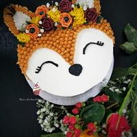Autumn/Fall Cake