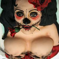 SEXY SKULL LADY