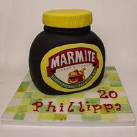 Marmite pot
