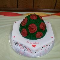 Alice in Wonderland: Paint the Roses Red: 1st BDay