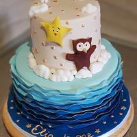 Twinkle twinkle cake