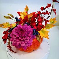 autumn colors by Mihaela Calin
