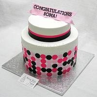 Congratulations Roma ... by Cynthia Jones