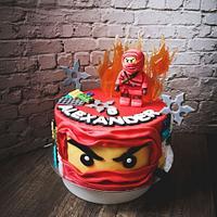 cake lego ninjago by Gateaux DéMila