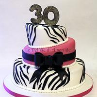 glamour cake