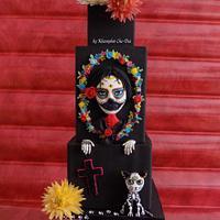 La Catrina - Sugar Skull Bakers 2016