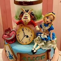 Alice nel Paese delle meraviglie  by Sara Stefanelli