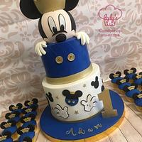 Royal Mickey Mouse 💙