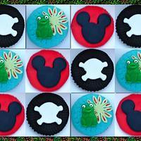 Boy'z Cupcakes