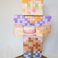 Alex from Minecraft!