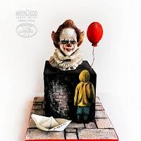 """IT Movie Cake"""