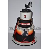 Zorro cake