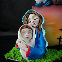 Bible Cake  by Mischell