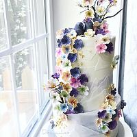 Bridal Shower Lovebirds