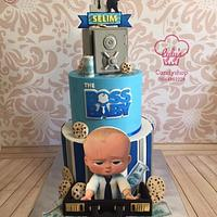 Boss Baby First Birthday 💙