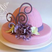 Nina rose hat
