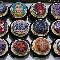 DOTA2 cupcakes